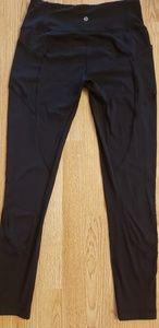 lululemon athletica Pants - Lululemon yoga high waisted pants size 10
